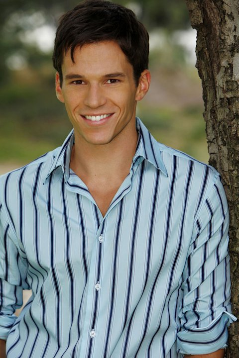 "Mark Hapka stars as Nathan Horton on ""Days of Our Lives."""