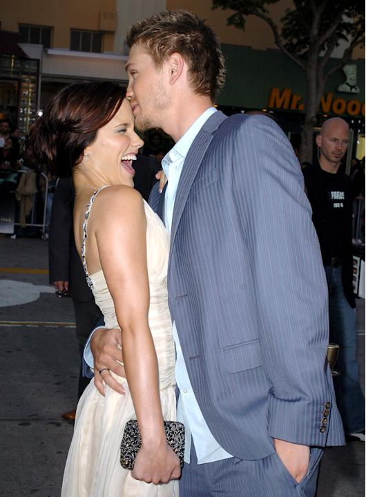 Sophia Bush & Chad Michael Murray: 5 months