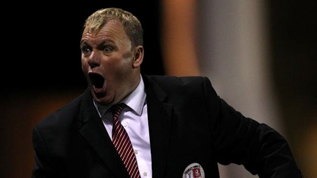 Steve Evans (PA Sport)