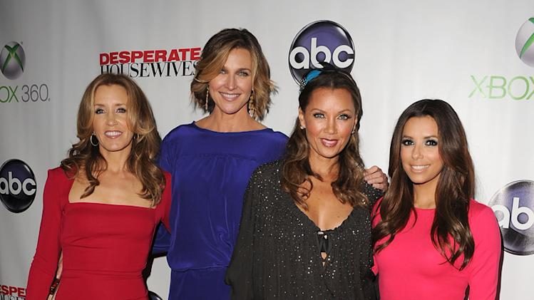 Felicity Huffman,Brenda Strong,Vanessa Williams and Eva Longoria