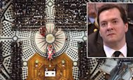 Thatcher's Funeral: Osborne Moved To Tears