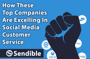 How These Top Companies Are Excelling In Social Media Customer Service