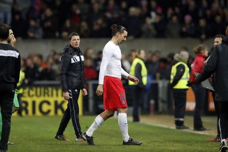 Ibra unhappy at coming second on list of Swedish greats