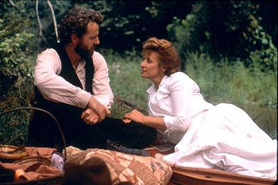 Aidan Quinn and Janet McTeer in Lions Gate's Songcatcher