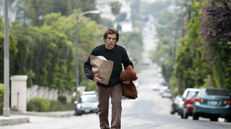 Ben Stiller Greenberg Production Stills Focus 2010