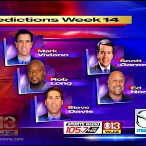 Local Expert Picks: Ravens Vs. Vikings