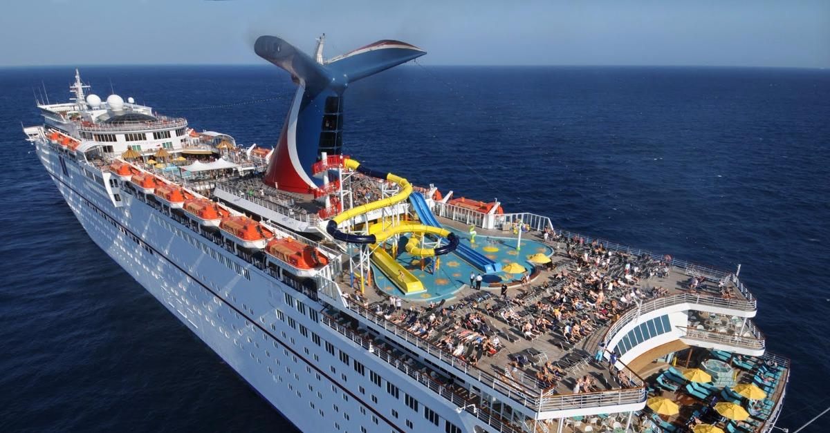 23 Pictures From Carnival�s New Cruise Ship