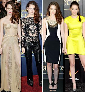 Vote for Kristen Stewart's Best Breaking Dawn 2 Promo Look!