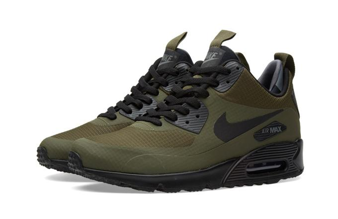 Gear up for the Season With the Nike Air Max 90 Mid Winter