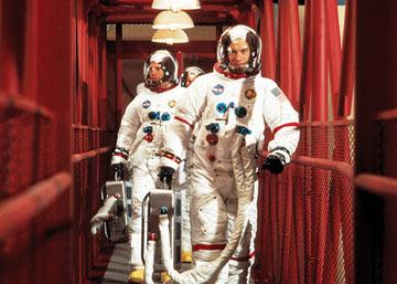 Tom Hanks and Bill Paxton in Universal's Apollo 13