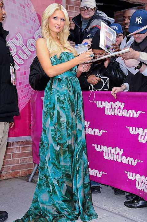 Paris Hilton Wendy Williams