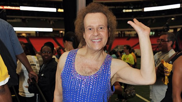 Richard Simmons Slams 'Biggest Loser' Methods