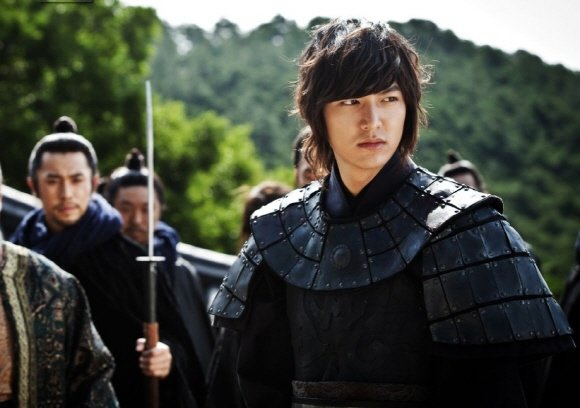 "Lee Min Ho dalam drama Korea ""Faith"""
