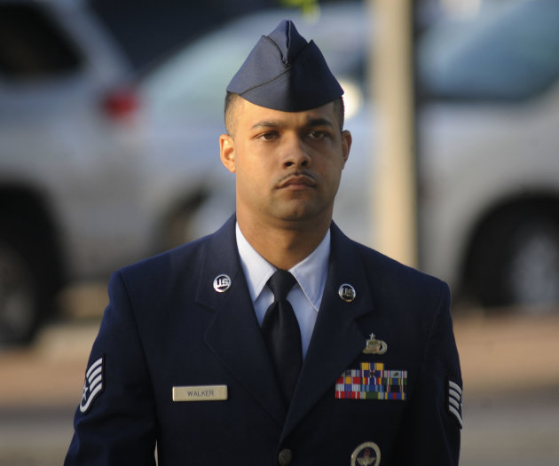Air Force Instructor Guilty In Sex-Abuse Court-Martial