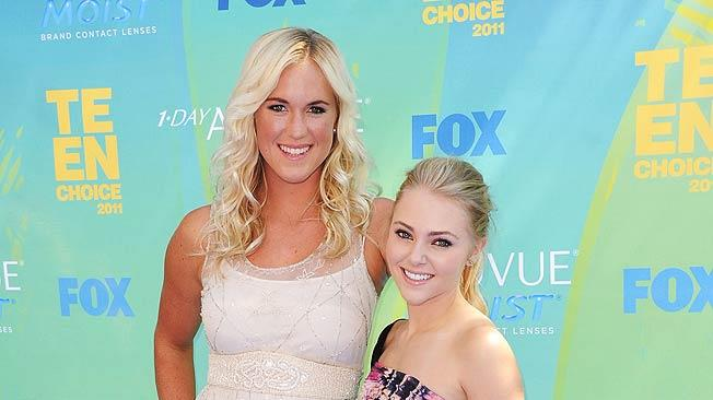 Hamilton Robb Teen Choice Awards