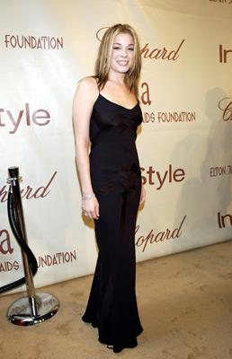 LeAnn Rimes Elton John AIDS Foundtation In-Style Party Hollywood, CA 3/24/2002