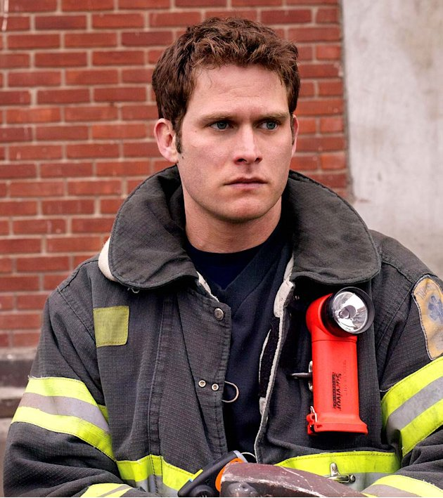 Steven Pasquale stars in Rescue Me on FX.