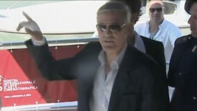 George Clooney Expected to Testify in Italian Sex Party Case