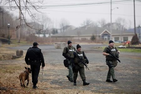 Doubts cast on cause of death for suspect in Pennsylvania killings