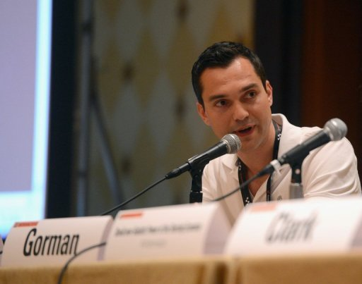&lt;p&gt;Nate Blecharczyk, Co-Founder & CTO Airbnb speaks onstage at David Over Goliath: Power Of The Sharing Economy during the 2013 SXSW Music, Film + Interactive Festival at Hilton Austin on March 9, 2013 in Austin, Texas.&lt;/p&gt;