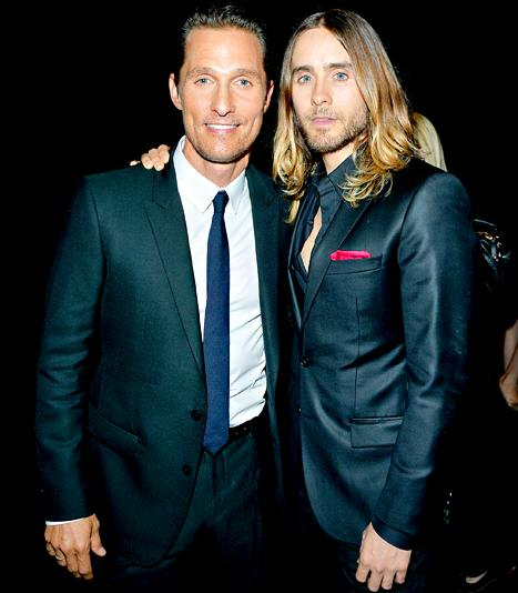Matthew McConaughey Inspired Dallas Buyers Club Costar Jared Leto to Act Again After 5-Year Break