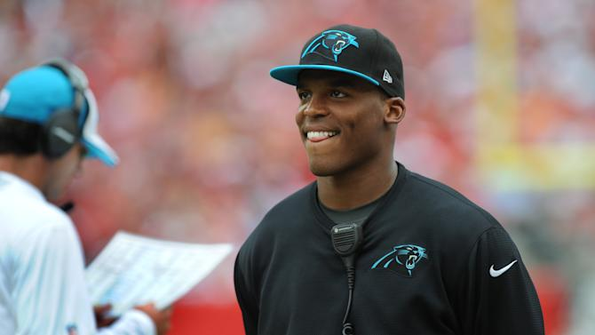 Cam Newton's little brother might be a big deal