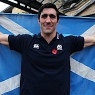 Kelly Brown wants to lead by example after being named Scotland captain