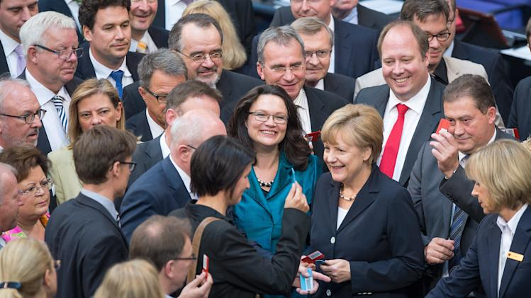German Parliament OKs national minimum wage