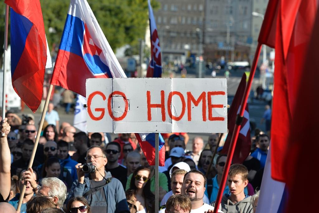 Slovakia to file lawsuit over EU migrant quotas by mid-December