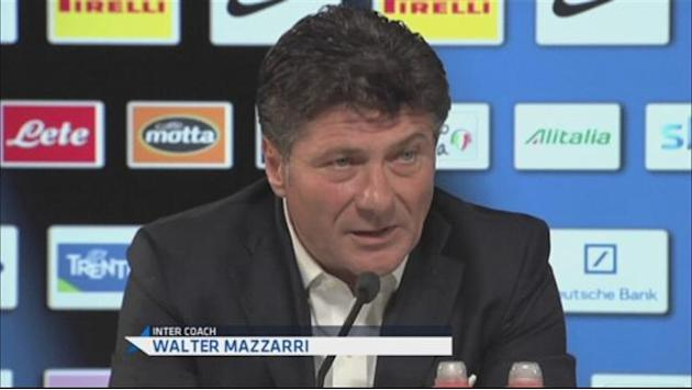 Serie A - Mazzarri expects tough test