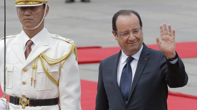 Japan and France to tighten nuclear, defense ties