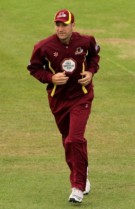 James Middlebrook has committed his future to Northamptonshire