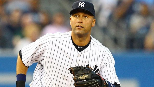 Derek Jeter Announces Retirement