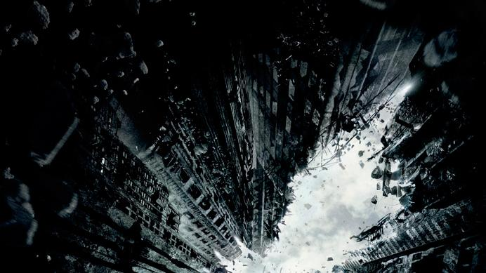 The Dark Knight Rises Warner Bros. Pictures 2012 Teaser Poster