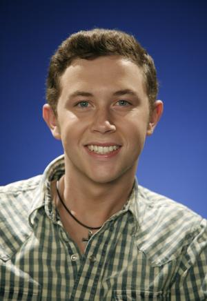 In this May 31, 2011 photo, American Idol winner Scotty McCreery poses for a portrait in New York. McCreery is getting a dream gig: Not only is the avid baseball fan going to this year's World Series, he'll sing the national anthem. McCreery has been tapped to perform before Game 1 of the World Series, which is scheduled to start Oct. 19. McCreery's love of baseball was highlighted during his American Idol championship run. (AP Photo/Jeff Christensen)