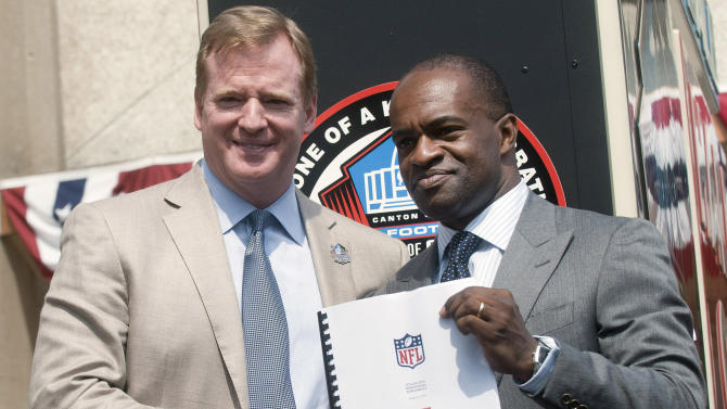 NFL, union discuss personal conduct policy
