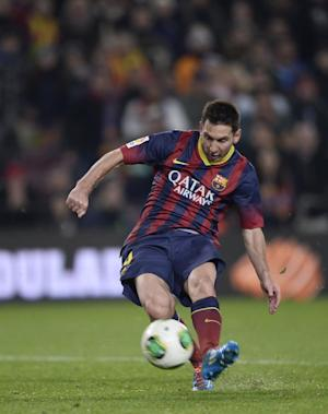 Ronaldo set to top Messi as world's best player