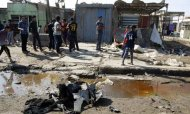 Blasts And Shootings Kill At Least 40 In Iraq