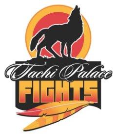 Tachi Palace Fights logo