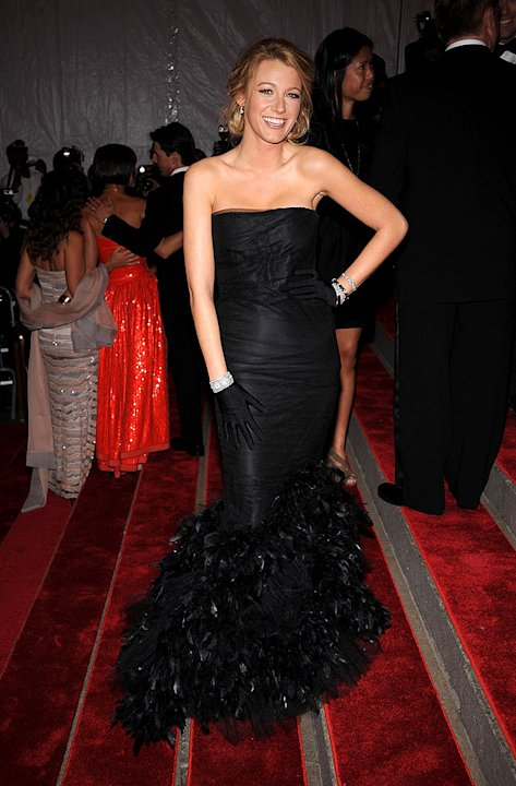 Lively Blake The Met Gala