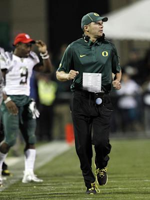 No. 2 Oregon keeps making quick work of opponents