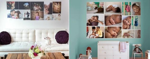 Turn Instagram pics into fresh DIY home decor