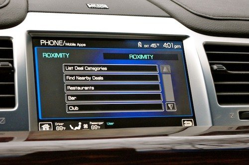Ford cars to sync with Roximity's app