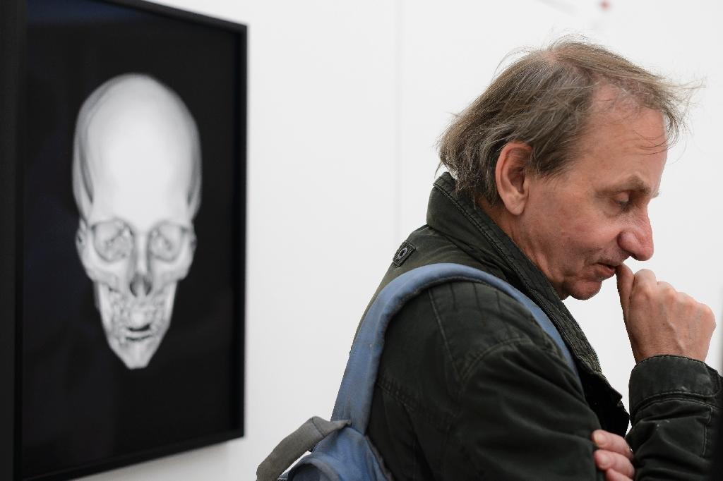 'My mother didn't love me enough' says French writer Houellebecq
