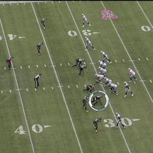 Brian Baldinger breaks down Dallas Cowboys quarterback Tony Romo's 'spin move'