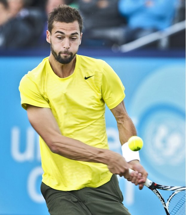 Benoit Paire Of France Plays AFP/Getty Images