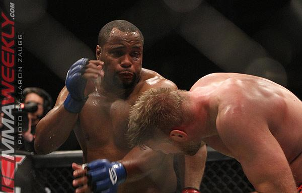 Daniel Cormier Wants an Immediate Title Shot Should He Get Past Roy Nelson at UFC 166