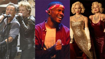 TV's Best Musical Moments of 2012