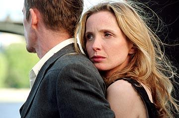 Ethan Hawke and Julie Delpy in Warner Independent's Before Sunset