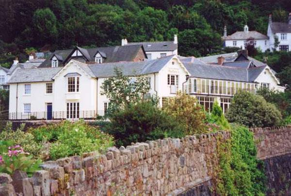 Shelley's In Lynmouth, United Kingdom
